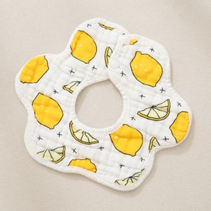 Childrens Fashion Burp Cloths Boys and Girls Practical Bibs Baby Supplies 2020 New Wholesale Hot Selling Toddler Saliva Towels 10 Styles