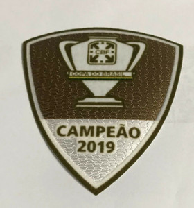 2019 Copa Do Brazil club Athletico Paranaense badge champion du patch ligue de soccer