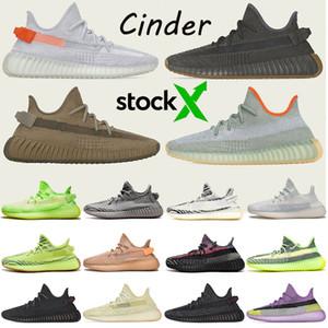 Boost kanye west Sıcak Satış Kanye West Ayakkabı Koşu Dünya cüruf Çöl Adaçayı Erkekler Kadınlar Tenis Ayakkabıları Yecheil Yeshaya Zebra Kuyruk Işık Tasarımcısı Sneakers Boyut 13