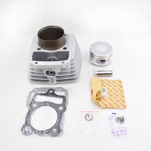 Motorrad-Zylinder-Kolbenringdichtsatz 63.5mm 197cm3 für CG200 CG 200 Luftgekühlte 163FML Motorteile