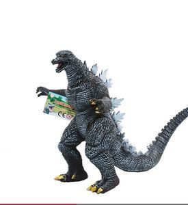 Children's toys simulation Godzilla anime toys hand-made model dinosaur monster model toys