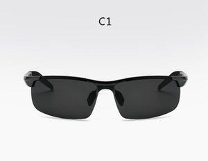 Gafas de sol Eyewear Glasses Accesorios Polarized Sun Mens Aluminum Drive Drive Driving Gnkdx