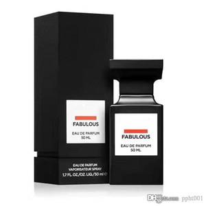 여성 FABULOUS LOST CHERRY 최고 품질 스프레이 향수 EDP 50ML 빠른 배달 무료 배송 새로운 TF 중립 향수 pafum 향수