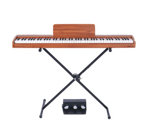 Portable home electronic piano 88 key beginner professional performance
