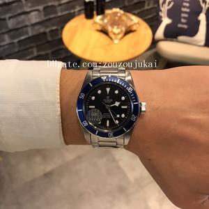 2020 fashion luxury tudorrr mens watches black bay watch mechanical movement men watchtudor00 watch [not off shed wool] D2100