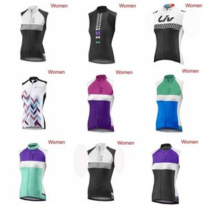 2019 LIV summer style Cycling Vest Women quick dry Sleeveless cycling jersey KTM MTB sportswear Bike Bicycle Clothing Ropa Ciclismo 304517