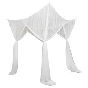 Zanzariera per la base 4 Corners con Mesh Canopy arredamento camera da letto per le ragazze