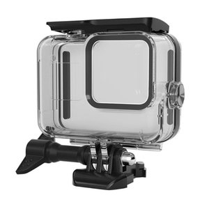 스포츠 카메라 액세서리 키트 GOPRO 영웅 GOPRO 영웅 8 액션 카메라 다이빙 액세서리 (8) 방수 케이스 세트에 대한