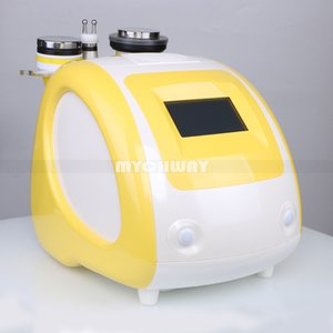 Professional 25K 40K Cavitation RF Slimming Machine Ultrasonic Cavitation Weight Loss Bipolar RF Skin Tighten Beauty Equipment