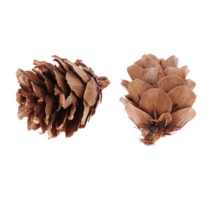 MagiDeal 30 шт Real Природных шишки Декоративных Pinecone безделушка Xmas Tree Дерево Toppers украшение Главная Tabe Декор