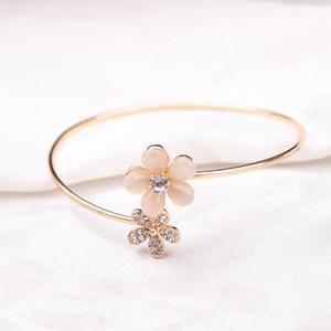 Designer de luxo jóias de alta qualidade Ouro chapeado pulseiras personalizado elegante Bangles Acessórios frete grátis Hot Sale