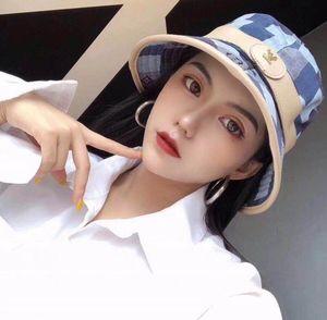 2020 top quality classic designer sun hat luxury lady fisherman hat outdoor baseball cap beanie wholesale-8