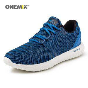 ONEMIX Men Shoes Run sportive Athletic Shoes Super Light Retro Classic Athletic Trainers esterna Trail Sneakers walking Corsa