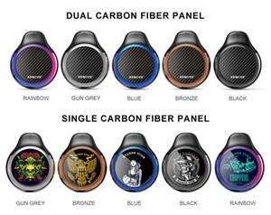 Starter Kit di batterie in fibra di carbonio Star Kit originale 380mah