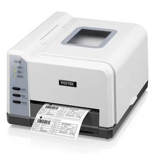 200DPI 300 ppp transferencia termal de joyería Ropa térmica etiqueta de la etiqueta engomada supermercado impresora admite la impresión de papel múltiple