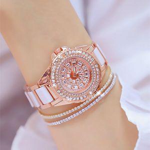 New Hot Watch Factory Direct Foreign Trade High-End List Custom Full Diamond Brand Watch