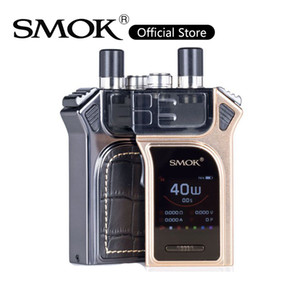 SMOK Mag Pod Kit 40W Mod Built-in 1300mAh Battery with 3ml Mag Cartridge Two Airflow Channels Vapor Kit 100% Original