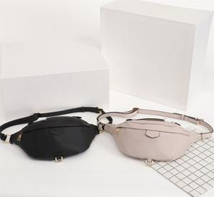Original monogramas Designer de luxo sacos de cintura Bolsas Bolsas BUMBAG Peito Bag Cruz Flor Marca Corpo de couro genuíno Bolsas de Ombro