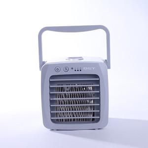 USB Мини Портативный Кондиционер Увлажнитель очиститель воздуха Desktop Вентилятор охлаждения Охладитель воздуха Вентиляторы для офиса дома Прохладный Малый вентилятор DBC BH3588