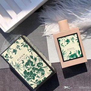 Noble dama perfume calidad Wome fragancia del perfume de larga duración de alta gama fresca Bloom perfume femenino EDP 100ML entrega rápida envío libre