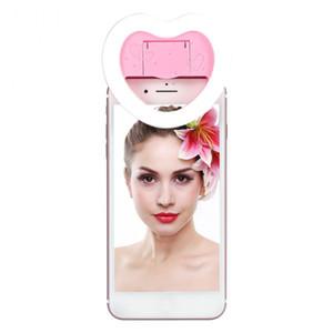 VBESTLIFE Téléphone mobile selfie Remplissage d'éclairage LED Portable lumière 23 perles lampe w / miroir de maquillage pour tous les smartphones Livraison gratuite 8