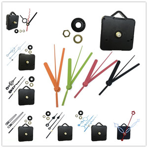 Bricolage Horloge Mécanisme horloge à quartz Mouvement mécanique Kit de réparation de mécanisme de broche avec les jeux à la main au point de croix Mouvement Horloge Accessoires