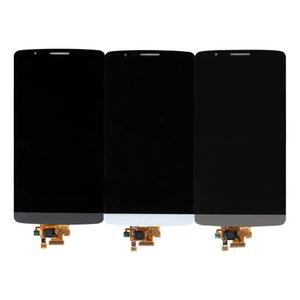 100% Tela Testado para LG G3 LCD Screen Display Toque digitador Assembléia para LG G3 exibição D850 D851 D855 Replacement