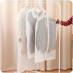 Tuch staubdichte Abdeckung Garment Organizer Klage-Kleid-Jacke Kleidung Schutz-Beutel-Spielraum-Speicher-Beutel mit Reißverschluss ZZA1361