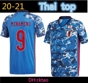 Thai top 2019 2020 Japan soccer jersey national team ATOM KAGAWA ENDO OKAZAKI NAGATOMO HASEBE KAMAMOTO Adult man and kids kit football Shirt