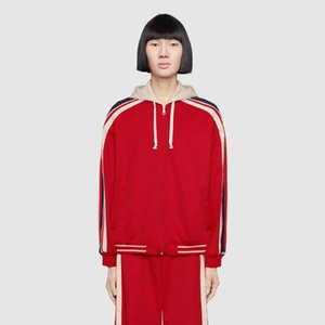 19SS logo di lusso ricamo Europa uomo donna felpa tuta marca ricamo tuta casual outwear pantaloni fitness sport wear HFSSTZ001
