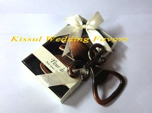 (10 Pieces lot) Wedding souvenirs of Fleur de Lis Pewter-Finish Bottle Opener Party Favors for Bridal shower Party gifts
