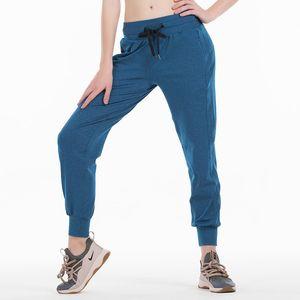 LU-89 Leggings Yoga Pants Empurre leggings lu Up Esporte Mulheres Yogaworld Spandex aptidão calças justas Com o Pocket Femme Dropshipping Workout