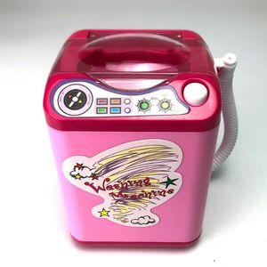Mini Washing Puff Und Socken Alle Geräte Waschmaschine ABS Safety Meaterial sind sicherer Ohne Geruch Mini Faul Waschmaschine