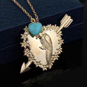 Amérique du Teleplay 2 Broke filles Max Parrot collier pendentif chaîne Nouveau Femmes Collier tendance