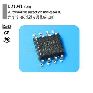 indicador de dirección del automóvil intermitente circuito integrado IC LD1041, UAA1041, U2043B, SOP8