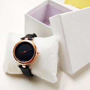 dames de mode montre petite montre de marque ceinture en maille cadran de haute qualité en or rose vente chaude envoyer boîte cadeau exquis