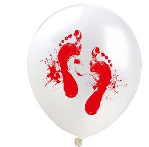 10pcs 12 pouces ballons Halloween enfants ballons jouets nouveaux enfants Fournitures cadeaux Top qualité Ballons Drop Shipping