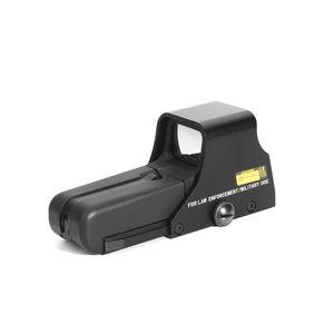 20mm Dağı Holografik Refleks Sight Tüfek ile Kırmızı Yeşil Nokta Görme Kapsam Avcılık
