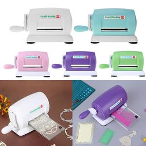 Fustellate Machines Dies Cutting Embossing casa fai da te di carta Scrapbooking Cutter in plastica e metallo portatile Mold Machine Tool