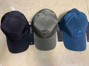2020 più di moda mens e donne cappelli cime di strada dettaglio striscia antistrappo nero due colori formato asiatico femminile tre cappelli di colore maschio