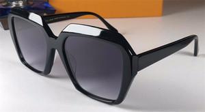 Neue Modedesigner-Frauen-Sonnenbrille 1041 quadratischer Rahmen einfache beliebter Verkaufsstil Top-Qualität uv400 Schutzbrille