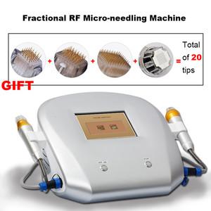 RF 부분의 피부 회춘 마이크로 바늘 기계 가정용 미용기 최고의 RF 피부 강화 장비
