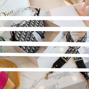 Kadınlar Bayanlar Crossbody Çanta Eyer iyi vahşi En kaliteli moda D çanta için yeni Omuz
