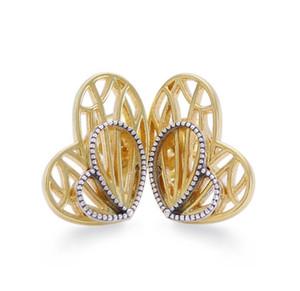 Earnail kadın S925 saf gümüş hollow kelebek moda kişilik Küpe ücretsiz kargo