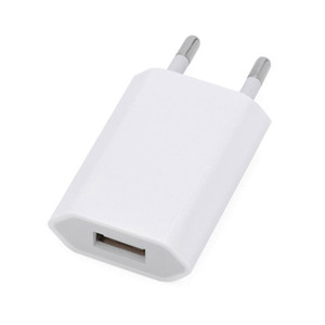Colorful USB Power Adaptor Wall Charger US EU Plug For iPhone 4s 5s 6 plus USB Charger Adaptor for S4 S5 9500 Note2 Colorful 5V 1A , A013