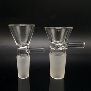 Galises adaptateur convertisseur pour verre bong 14mm 18mm femelle à mâle quartz bol bol bol épais pieces d'eau de verre pyrex à fourx VT0067