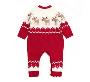 사슴 의상 M622와 신생아 소년 소녀 크리스마스 동물 스타일 유아 어린이 장난 꾸러기 점프 슈트에 대한 Grapara 어린이 겨울 작업복