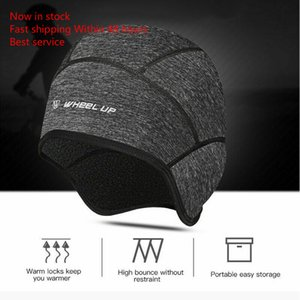 Cycling Skull Cap Outdoor Thermal Fleece Windproof Winter Warm Cap Beanie Hat. Fits Under Helmets