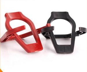 Porte rouge noir de métal en bois en plastique tuyau pliage socle de base fumeurs cartouche filtrante tabac porte-cigarette Accessoires Outil