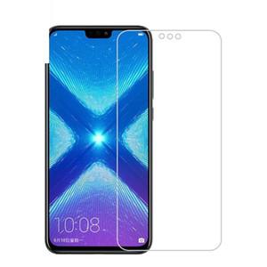 Pantalla de cristal templado Protector 9H premium 2.5D PARA Para Huawei P40 P30 P30 P40 LITE Lite E Nova 5T 6 SE Y7P 2020 600pcs / lot